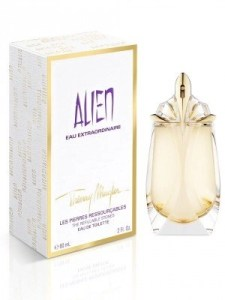 alien eau extraordinaire with box
