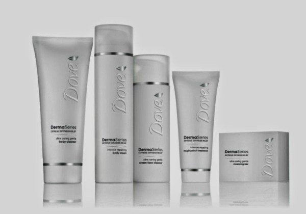 Dove DermaSeries for dry & sensitive skin hits a home run @Dove #Dove