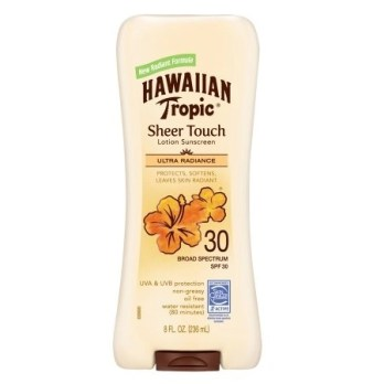 Oil Free Lotion Sunscreen  Broad Spectrum SPF 30 12 Hour Moisturization* Non-Greasy UVA/UVB Protection Dermatologist Tested Water Resistant (80 Minutes)