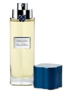 A new fragrance named after a sea that is named after a seaweed! #OscardelaRenta #Sargasso