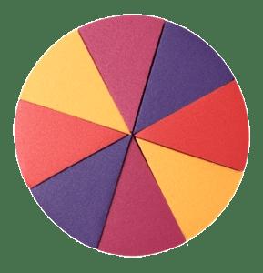 wonder wheel sponge by UBU