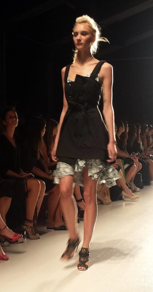 What's New? A view of the Marissa Webb Spring/Summer 2015 Runway Show @MarissWebb,  #FashionWeek #NYFW, #MBFW