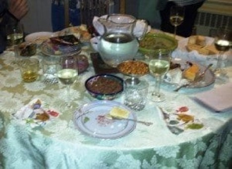 """if you are having a wine tasting with a lot of wine, be sure to have a lot of """"nibbles"""" or actual food, too"""