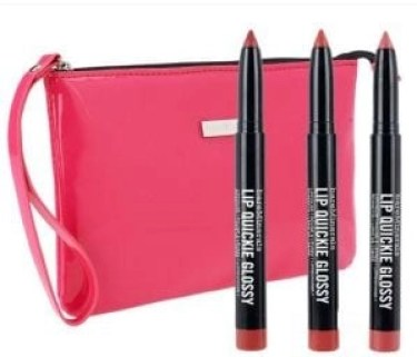 QVC Bare minerals  Deluxe Hydrating Glossy Lip Quickies $33.00