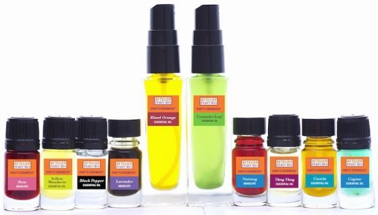 afterlier perfumes Chefs Essences