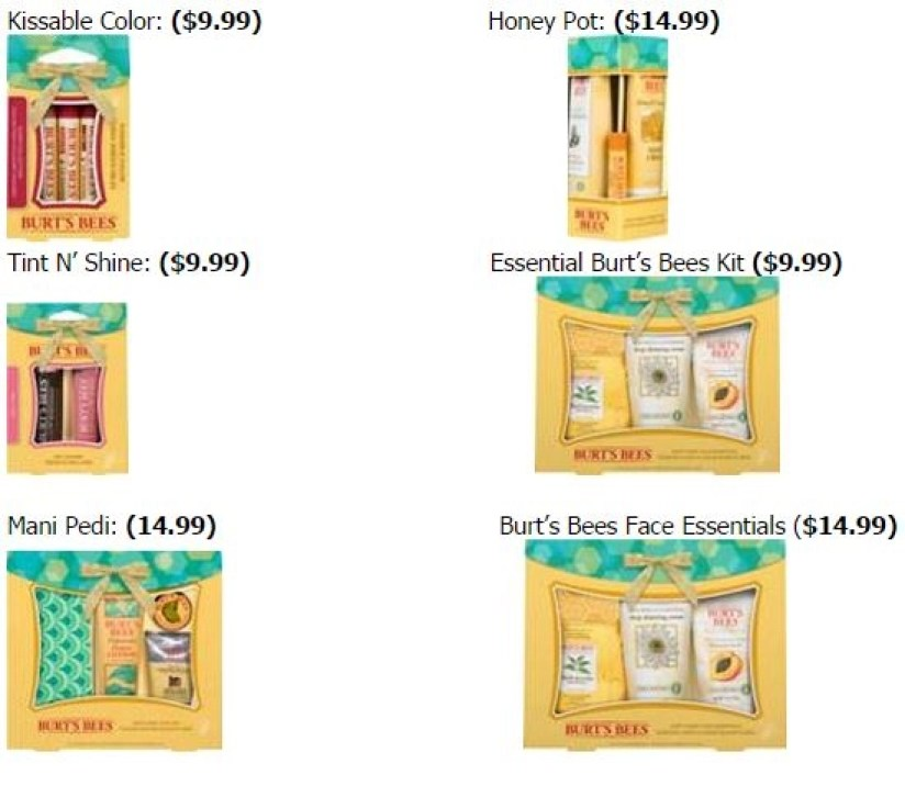 burts bees holiday1