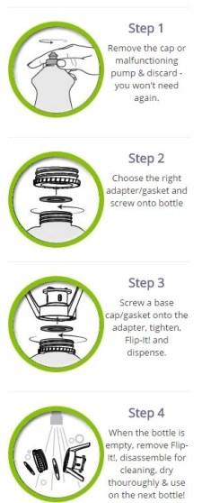 snip it tool instructions