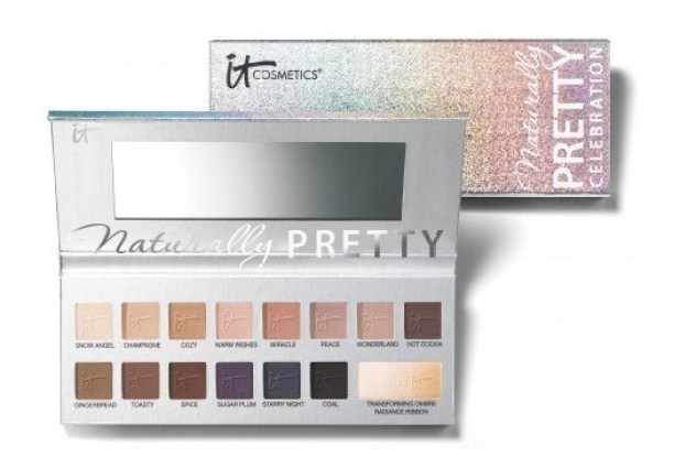 naturally pretty celebration palette IT Cosmetics