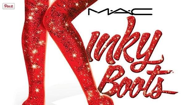 mac kinky boots poster