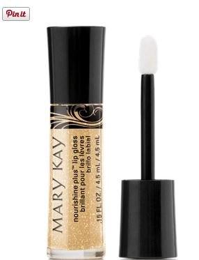 mary kay golden lip gloss