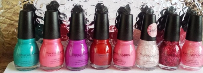 sinful colors valentine's day lineup