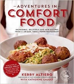 book adventures in comfort food