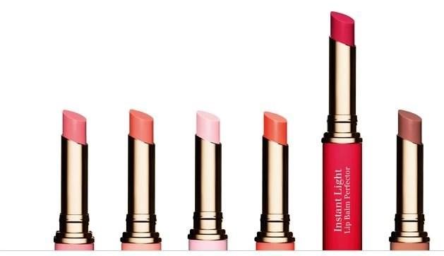 clarins instant light lip balm protectors