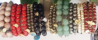 SEA a color you are particularly drawn to? There's a reason...grab that bracelet for your own!