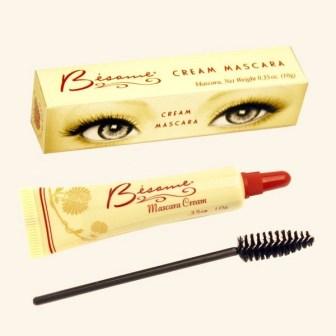 besame cosmetics cream mascara