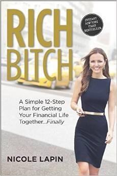 book cover rich bitch