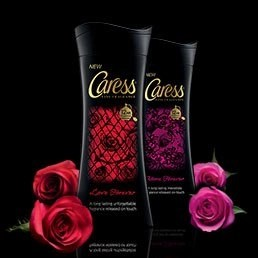 multi-task your morning with unique, sexy scented body washes @Caress, #CaressForever #scent