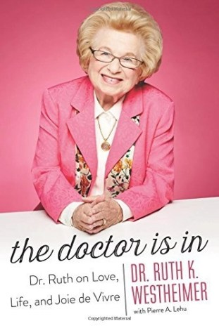 book the doctor is in ruth westheimer
