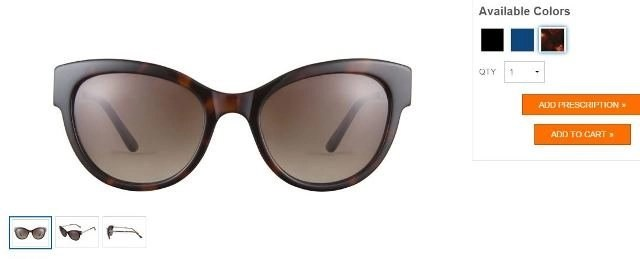KHAM DILLON TORTOISE sunglasses by coastal