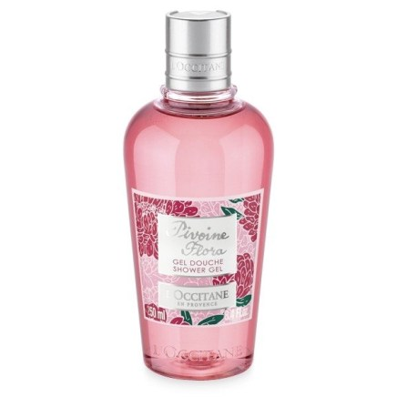 PIVOINE FLORA SHOWER GEL - L'OCCITANE EN PROVENCE