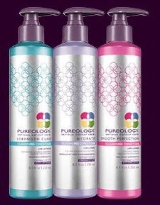 pureology cleansing condition