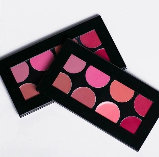 limited edition Mehron CHEEK Cream & Poweder Palette