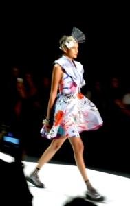 Mad Hatter: Desigual runway  SS/2016  @Desigual #fashionweek, #NYFW, #SS16,
