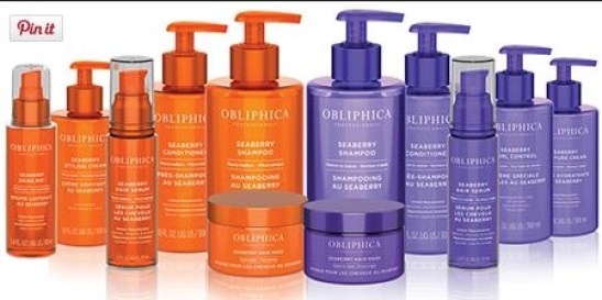 OBLIPHICA PROFESSIONAL HAIR PRODUCTS