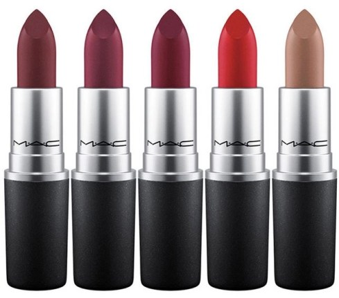 magnificent me lipsticks mac