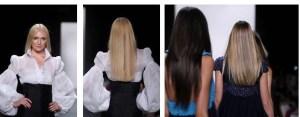 Straight is Great! Hair How-To Zang Toi SS2-15 @MacadamiaHair, @ZangToi, #NYFW,
