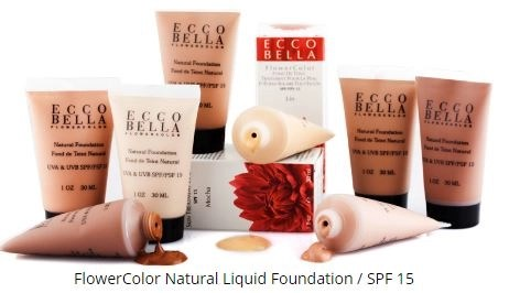 ecco bella flower power foundation