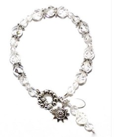 mmills crystal clear uv detection bracelet