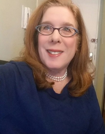 I am wearing my new favorite tunic sweater form Lands End with boat neck I Item #463985A73