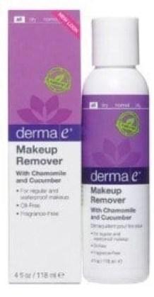 dermae makeup remover