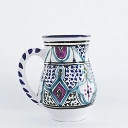 gLOBEIN TUNISIAN COFFEE MUG