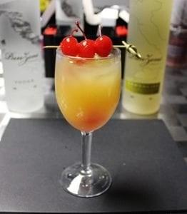 punzone limencello drink