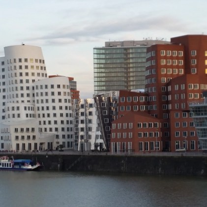 Frank Gheary's Famous trio of buildings