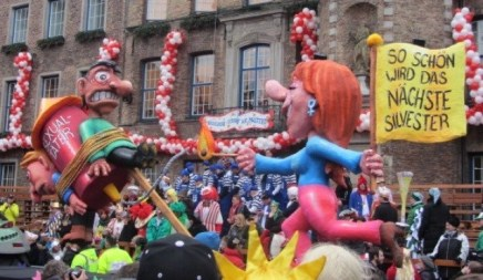 sexual predator float dusseldorf karneval 2016