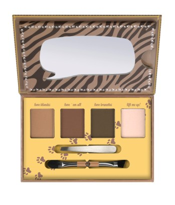 target exclusive makeup box essence brows