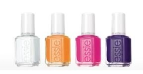 warm silk watercolors artist kit by essie