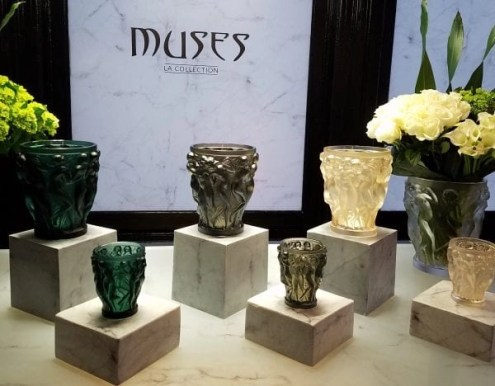 Lalique Les Muses Collection