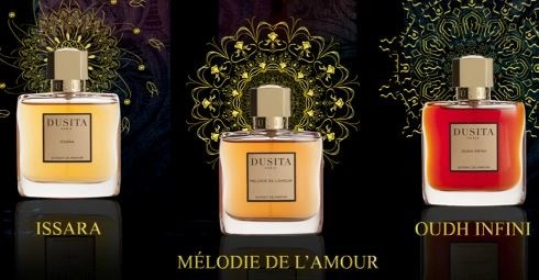 Daring Dusita: Unisex Parfums from an exciting Fragrance House