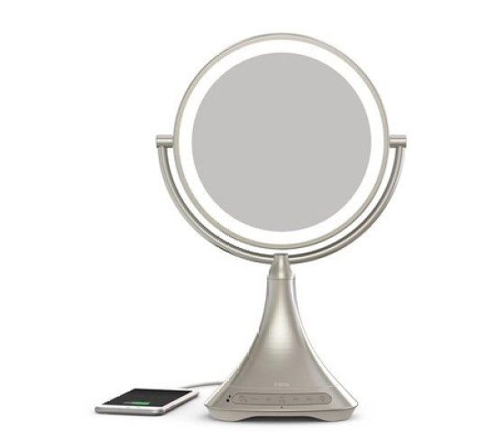Ihome vanity mirror iCVBT7