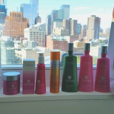 colorproof products for frizzy hair