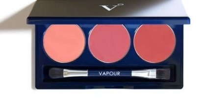 Vapour Organic Beauty Mutli Use Palette in Flame has natural ingredients