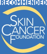 logo recommended skin cancer foundation