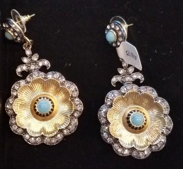 Bohemian Bloom Earrings 7 Charming Sisters ($26.99)
