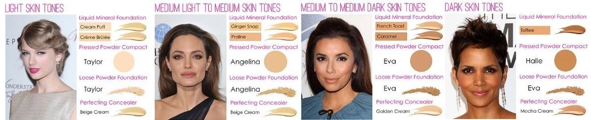 advanced-mineral-makeup-four-women