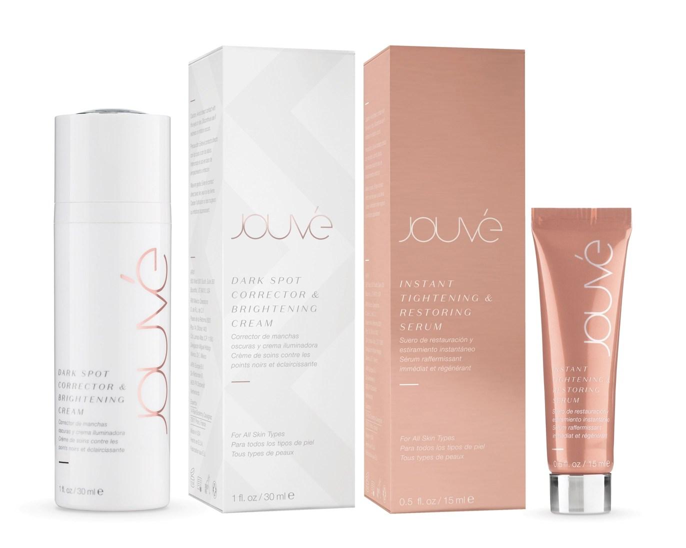 Dark spot corrector reviews by dermatologist - Review Jouve Instant Tightening Serum And Jouve Dark Spot Corrector