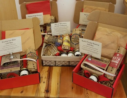 land end holiday gourmet gifts